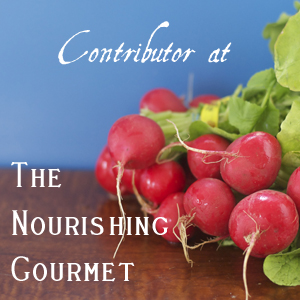 Nourishing Gourmet button 2