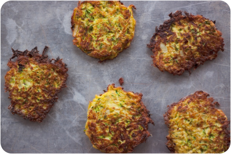 Zucchini Fritters (1 of 2)
