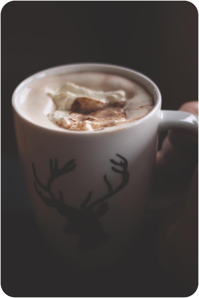 Polar Express Hot Chocoalte